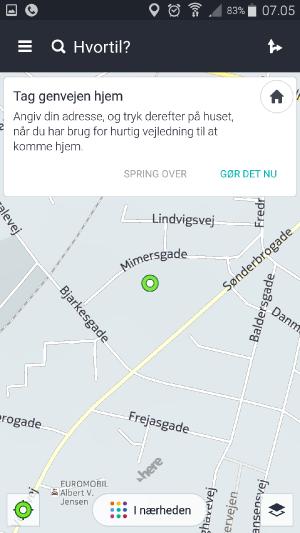 Find vej med Here WeGo | eKurser.nu