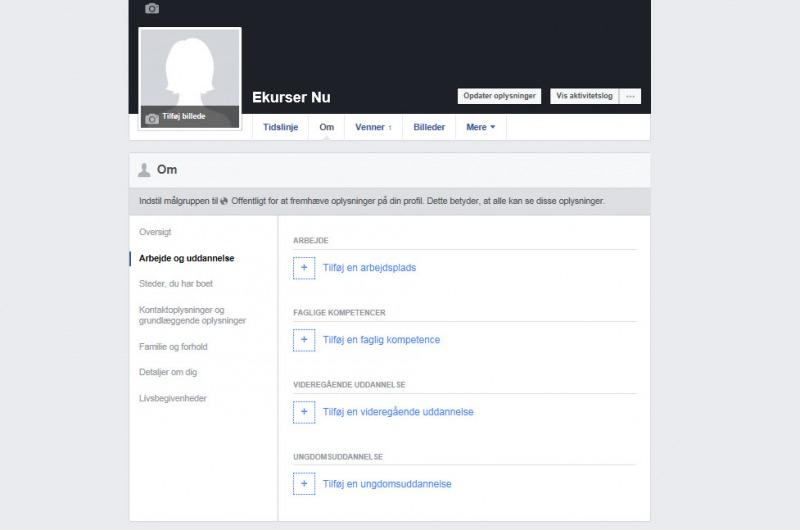 søger venner på facebook Samsø