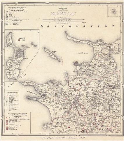 Historiske Kort Pa Nettet Ekurser Nu